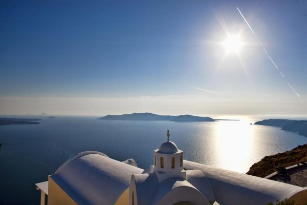 The Santorini Princess Hotel Santorini Wedding Venue Caldera Views