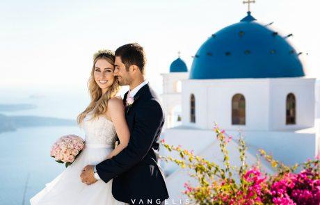 Santorini Wedding Vangelis Photography