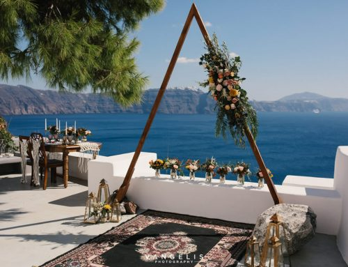 Weddings and Whimsy Santorini