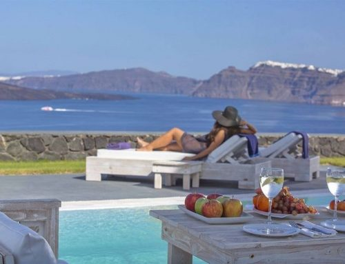 The Santorini Princess Presidential Suites