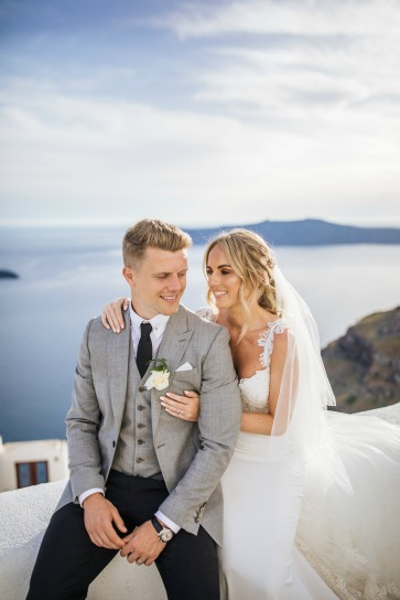 Santorini Forever Love Package