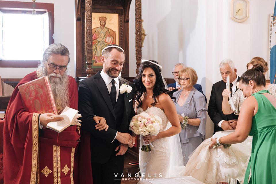 Religious Ceremony Santorini, Vangelis Photographer